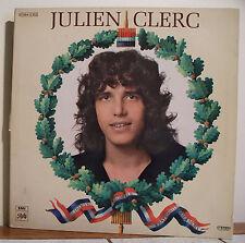 """33 tours Julien CLERC Disque Vinyle LP 12"""" SI ON CHANTAIT ... PATHE 064-12.352"""