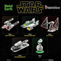 Metal Earth Star Wars The Rise of Skywalker 3D Laser Cut Metal Miniature Model
