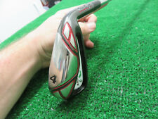 TOUR EDGE EXOTICS XCG5 SINGLE 4 IRON GOLF CLUB DYNALITE 90 REGULAR STEEL RH