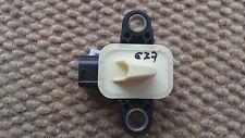 2013 INFINITY G37 SENSOR ASSY SIDE AIR BAG FRONT  DOOR