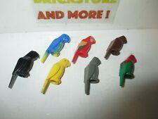 Lego - Parrot Perroquet First Version Small Beak 2546 - Choose Model