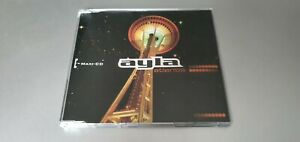 AYLA - ATLANTIS / AYLA 1997 GERMAN CD SINGLE CLASSIC TRANCE! FULL LENGTH TAUCHER