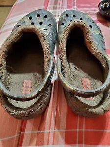 Mens Crocs Size 10