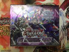 Yu-Gi-Oh ! Scellée Français ! Boîte De 24 Boosters Les Exécuteurs Fusion !!!