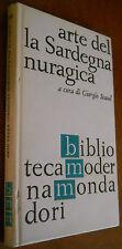 ARTE DELLA SARDEGNA NURAGICA - G. STACUL - VOL. 704 - MONDADORI 1961   6/17