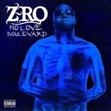 Z-Ro - No Love Boulevard [New CD] Explicit, Digipack Packaging