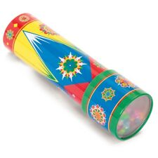 SCHYLLING CLASSIC TIN KALEIDOSCOPE -SC-CTK TRADITIONAL COLOURFUL BRIGHT KIDS TOY