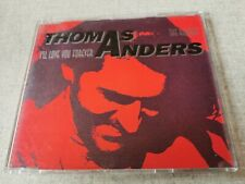 Thomas Anders I'll love you forever (Remixes)  [Maxi-CD]