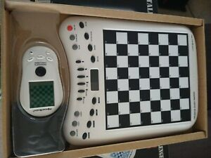Talking Chess Academy, with 6 in 1 Mindsport computer very little used