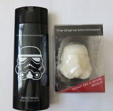 Star Wars Stormtrooper Soap & Body Wash Christmas Gift Set