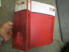Case International 1822 1844 2022 2044 cotton picker service & repair manual
