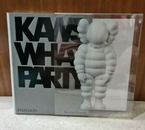 KAWS WHAT PARTY (Signed edition) Of 500
