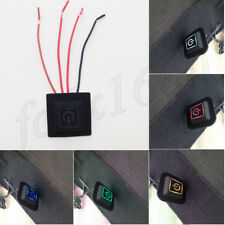 12V LED Switch 5Level for Motorcycle Heated Gloves Muff Leg Pad Grip Seat Heater