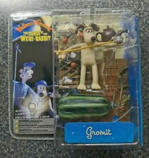 Wallace and Gromit The Curse of the were-rabbit Gromit Figure new sealed
