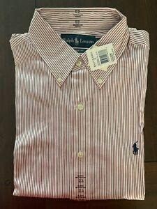 NWT Ralph Lauren Dress Shirt Classic Fit Size Button Down 151/2 32-33