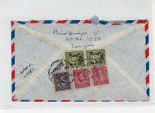 CHINA: 1940s Air Mail cover to England (C40060)