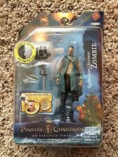Pirates of the Caribbean On Stranger Tides Zombie Series 2 Action Figure