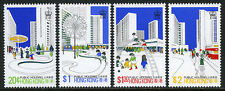 Hong Kong 376-379, MNH. Public Housing Development, 1981