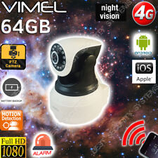 4G Camera Alarm Security System Vimel 3G Country Holiday GSM House Motion CCTV