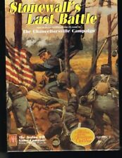 Avalon Hill Stonewall S Last Battle