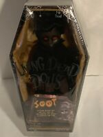 "Living Dead Dolls Series 34 Devil's Vein ""Soot"" 11"" Sealed 93420"