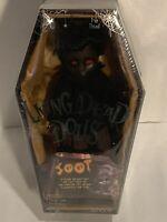 "Living Dead Dolls Series 34 Devil's Vein ""Soot"" 11"" Sealed 93420"
