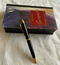 Montblanc Voltaire Limited Edition Ballpoint Pen Gold Vermeil