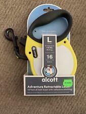 Alcott Retractable Leash Up To 110 Pounds