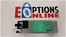 HP 1400W FLEX SLOT PLATINUM PLUS HOT PLUG P/S 720620-B21 754383-001 733427-001