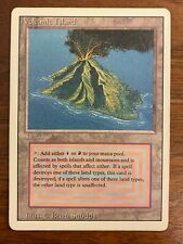 MTG Volcanic Island x1 Revised - Reserved List (2 of 4)
