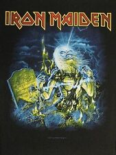 "IRON MAIDEN R�œCKENAUFN�""HER / BACKPATCH # 8 LIVE AFTER DEATH"