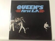 Mega RARE POP 80's 70's CD Queen Single LIMITED sleeve FIRST E.P. White Queen