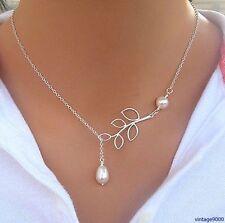 Markenlose Modeschmuck-Halsketten & -Anhänger aus Stein und Legierung für Damen