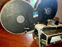 Vintage Cinema Products CP-16 Sound Camera for Television News - 16MM