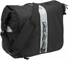 New-SwissGear Black and Grey Messenger-ship free