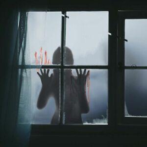 Ghost Waterproof Window Clings Halloween Decoration Horror Sticker Wall Sticker