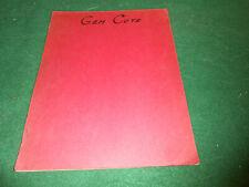 1952 BOOK OF GEM CUTS Volume 2 BOOK Gemology/Jewelry How-To Cut Diamonds/+