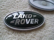 LAND ROVER 90 110 DEFENDER  STICK ON PLASTIC BADGE GENUINE PART