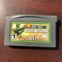 Army Men: Turf Wars - Nintendo Game Boy Advance (2002) Cart Only -  Tested!