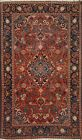 Floral Ardakan Dabir Traditional Area Rug Wool Hand-knotted Oriental Carpet 5x7