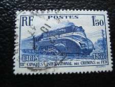 FRANCE - timbre yvert et tellier n° 340 obl (A14) stamp french