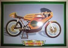 HARLEY-DAVIDSON AERMACCHI RR250 RR 250 CLASSIC RACE BIKE 1970'S PICTURE 1972