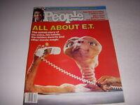 Vintage PEOPLE Magazine, August 23, 1982, E.T. Cover, JOHN TRAVOLTA, ELTON JOHN!