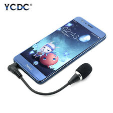 3.5mm Jack Flexible Gooseneck Mini Microphone For Tablet PC Skype Yahoo VoIP 3B