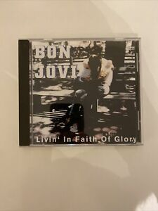 Bon Jovi - Livin' in Faith of Glory New york 1992 Live in USA
