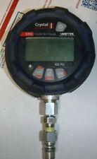 Ametek crystal pressue xp2i digital test gauge 100psi