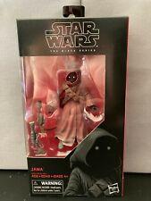 Star Wars Black Series: Jawa #61 (NIB) 6 Inch