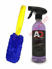 Autobrite Direct - Purple Rain Fallout Remover plus Microfibre Wheel Brush 500ml