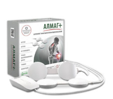ALMAG + PLUS  Elamed Magnetic Therapy Device EU Plug Russia medicine tradition