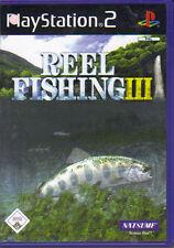 Reel Fishing III (Playstation 2)